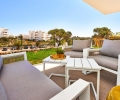 ESPMI/AF/001/02/102/00000, Majorca, Cala D´Or, new built ground floor apartment with garden, terrace and pool for sale